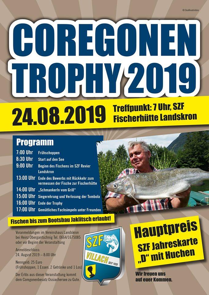 Coregonen-Trophy